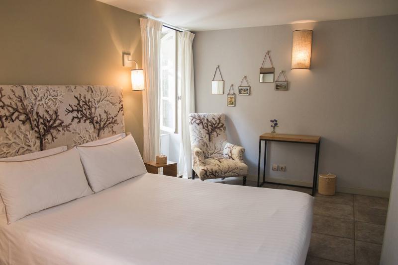 La chambre familliale de l'hôtel Edouard VII