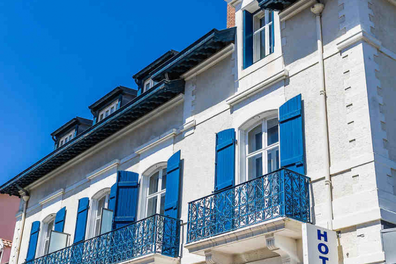 Hôtel Edouard VII à Biarritz