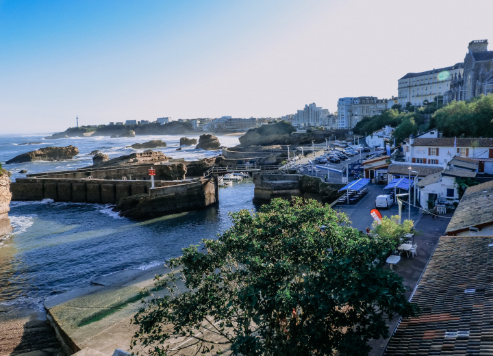 Séjour à l'océan : un hôtel à Biarritz centre
