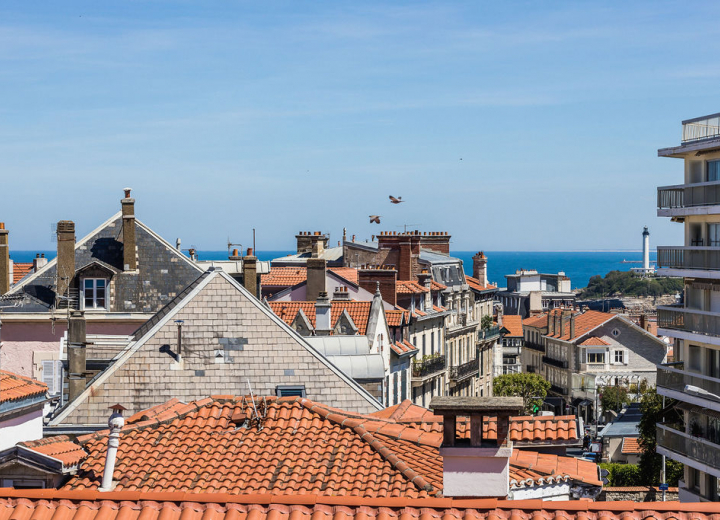 Find a charming hotel in the Basque Country by the sea