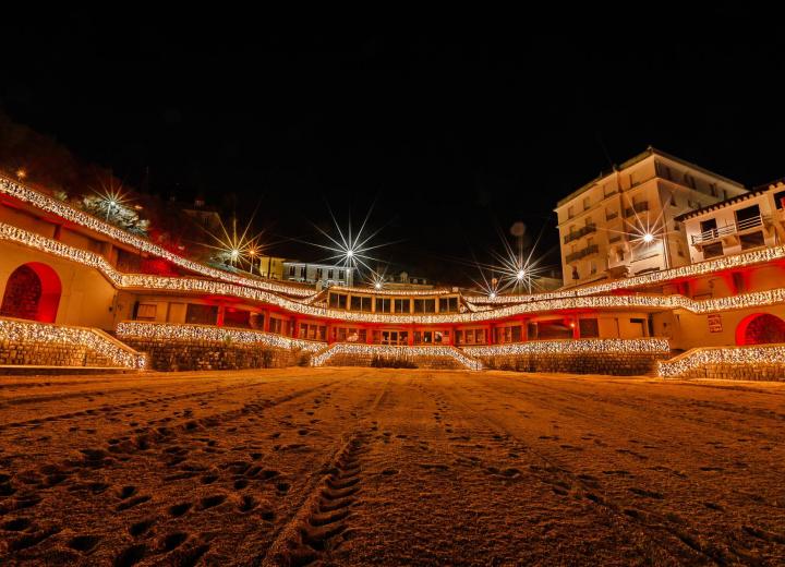 Vacaciones en el País Vasco: Navidad junto al mar