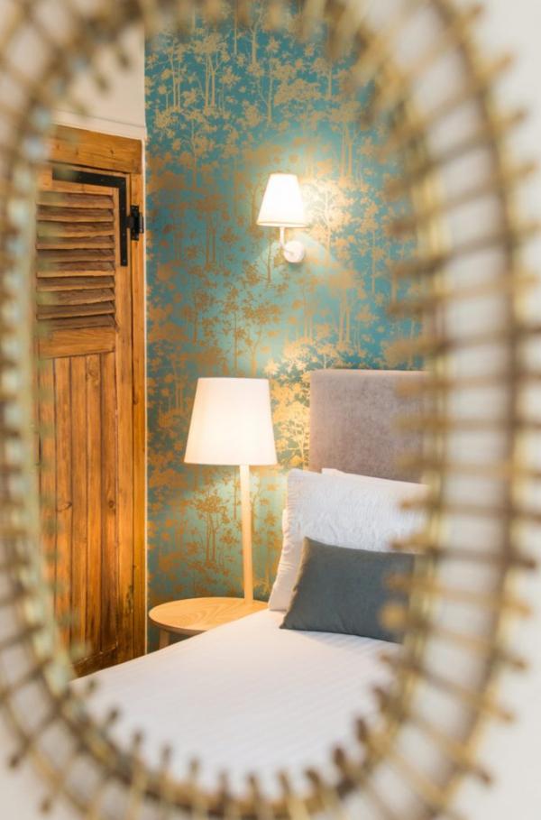 Habitacion de confort decoracion